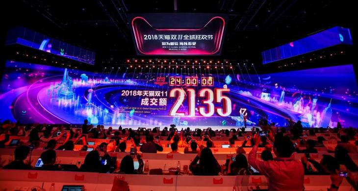 Alibaba Singles Day sale