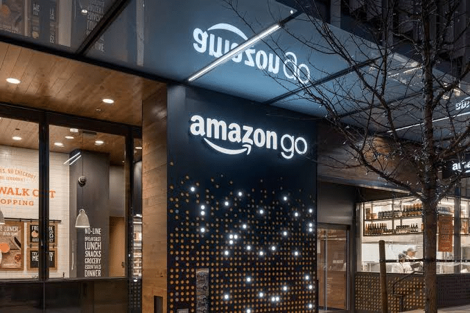 Amazon Go retail stores