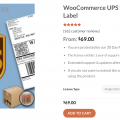 Woocommerce UPS plugin