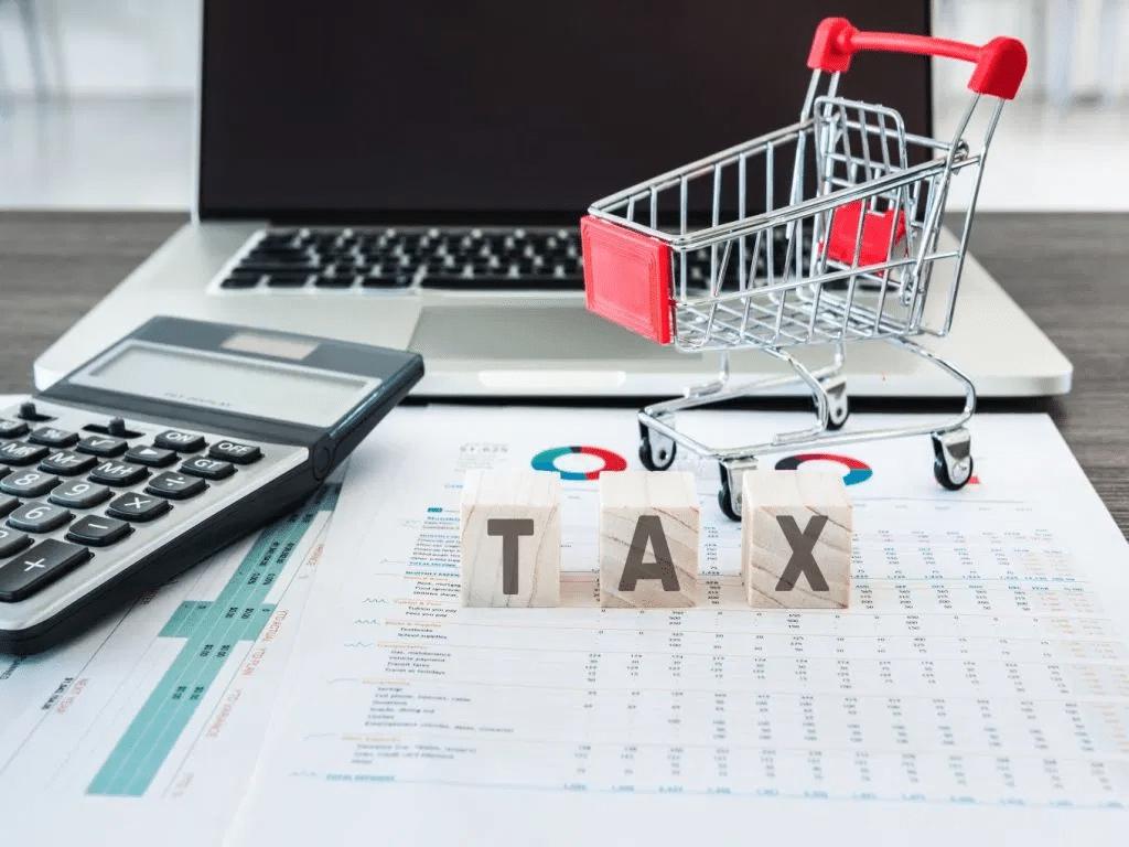 e-commerce taxes