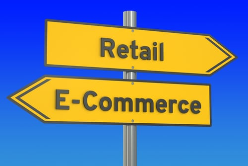 Retail vs E-commerce