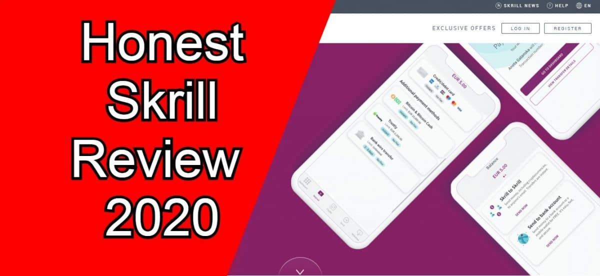Skrill Review 2020
