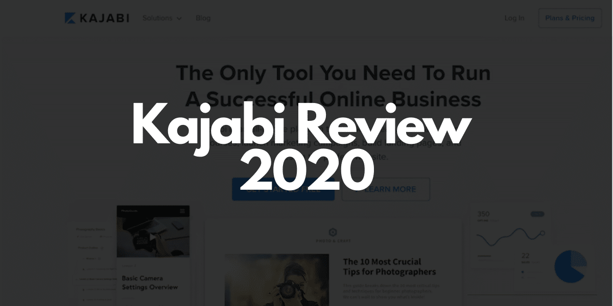 Kajabi Review 2020
