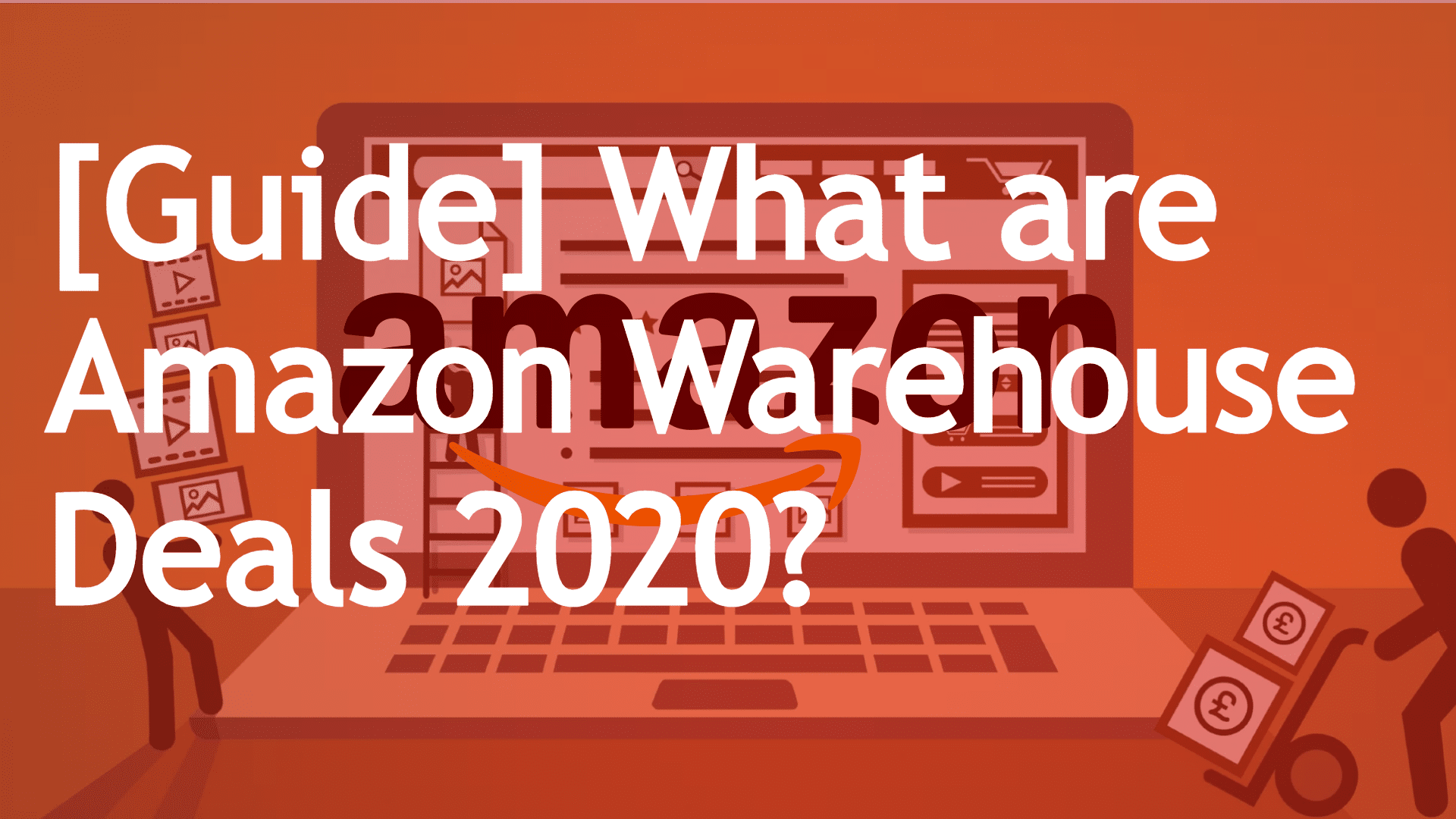 Amazon Warehouse deals 2020