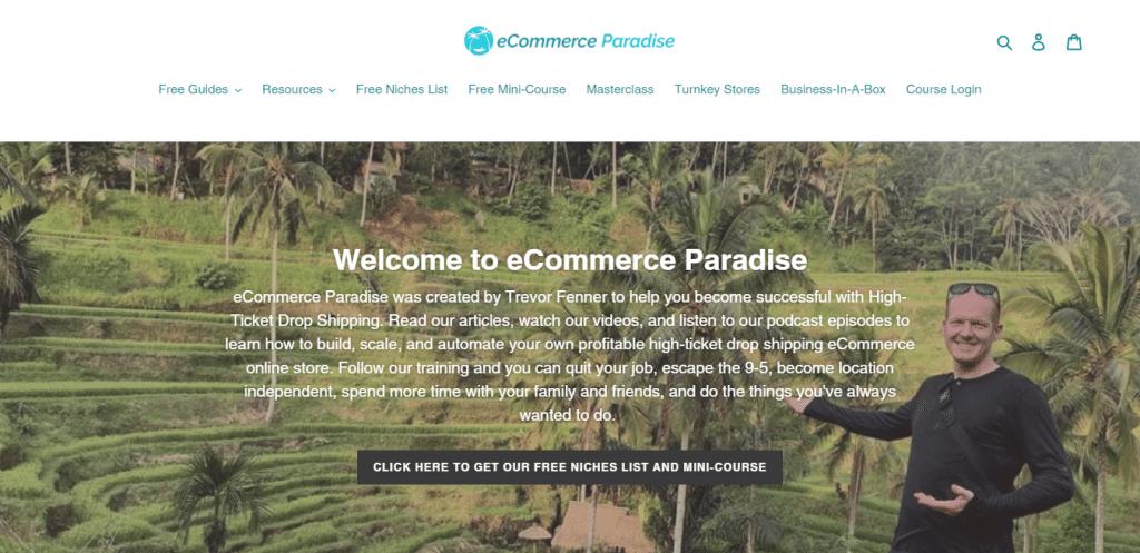 eCommerce Paradise