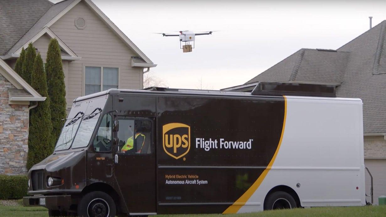 UPS Flight Forward