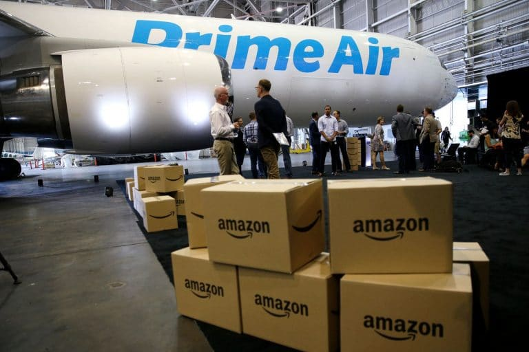 Amazon Air fleet is growing rapidly to keep its prime pledge of fast 2-day delivery