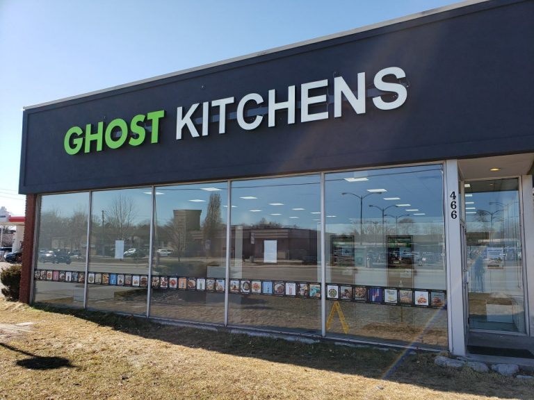In-store ghost kitchens transformers Walmart its Uber Eats competitor